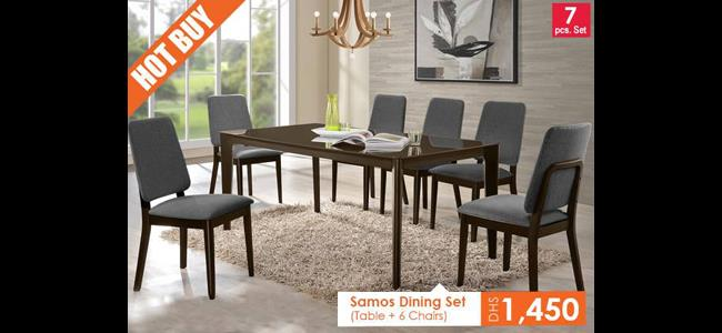 DINING SET FOR DHS 1,450 ONLY!!