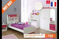 LOLITA KIDS BED + ONE NIGHT STAND